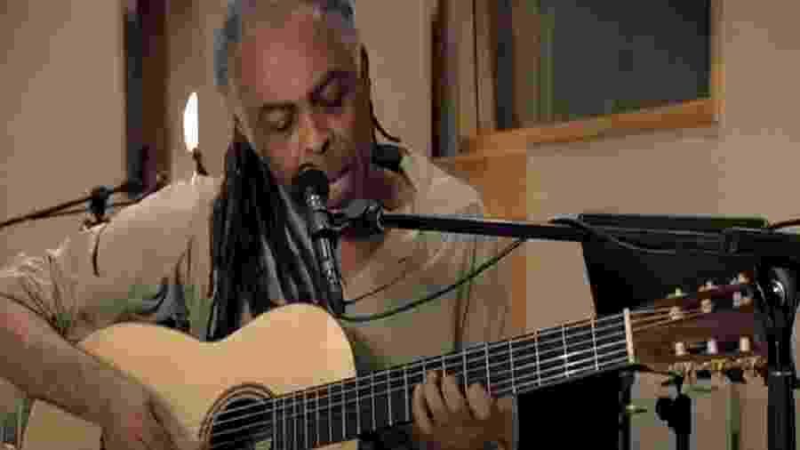 Gilberto Gil - Reprodução