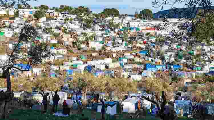 Campo de refugiados na Europa - André Naddeo/Planeta de TODOS - André Naddeo/Planeta de TODOS