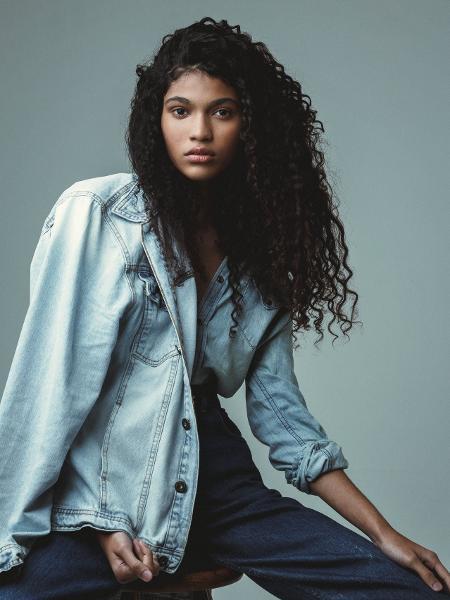 Raynara Negrine nasceu em cachoeiro do Itapemirim (ES) e mora em Nova York - Divulgação/JOY Model