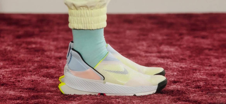Novidade da Nike, GO FlyEase já conquistou fãs nas redes sociais, assim como debates sobre o seu uso - Divulgação