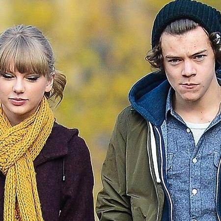 Taylor Swift e Harry Styles - Grosby Group