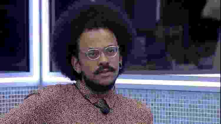 'BBB 21': João Luiz desabafou sobre racismo - Reprodução/Globoplay - Reprodução/Globoplay