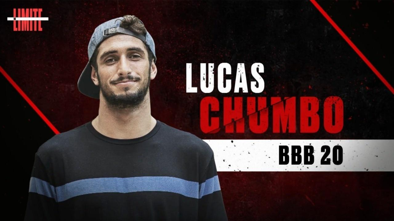 Lucas Chumbo, debutto in BBB 20 - Globo News