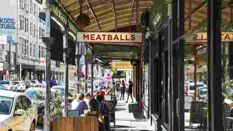Smith Street, em Melbourne, na Austrália - Josie Withers/Time Out - Josie Withers/Time Out