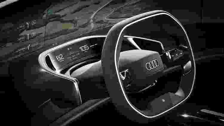 Audi grandsphere 1 - Divulgação - Divulgação
