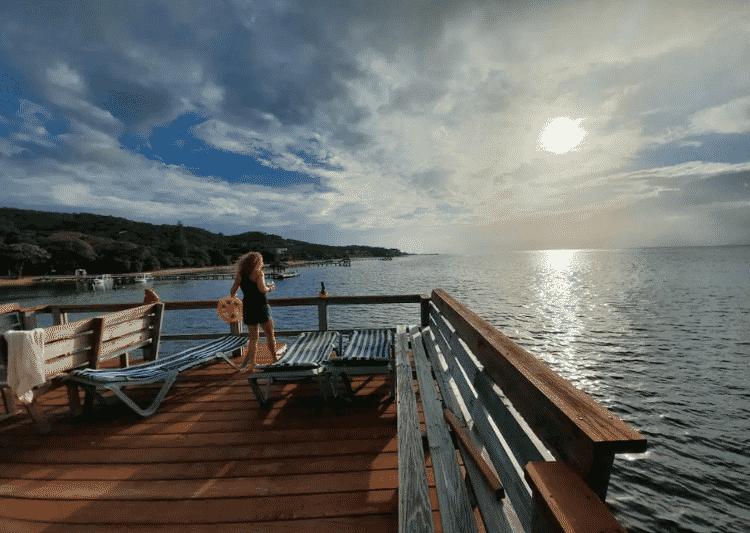 Roatan, nas Honduras - Reprodução/Airbnb - Reprodução/Airbnb