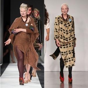 eda86340fd229 Acima dos 50 e ícones de moda  veja 20 mulheres maduras e cheias de estilo