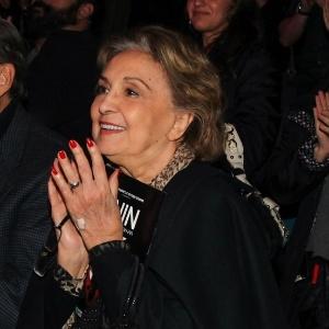 A atriz deve ficar mais uma semana internada - Manuela Scarpa/Photo Rio News