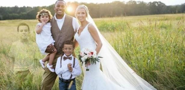 Filho de Thompson, Lake, morreu seis meses antes da cerimônia de casamento - Brandy Angel
