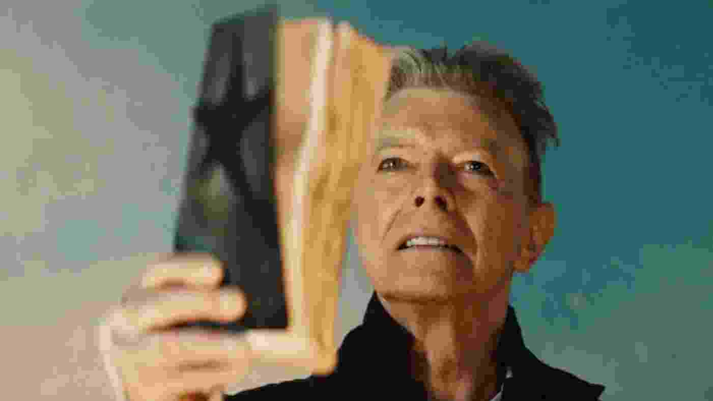 """Profeta alienígena: David Bowie lança novo álbum, """"Blackstar"""", no dia em que completa 69 anos - Reprodução"""