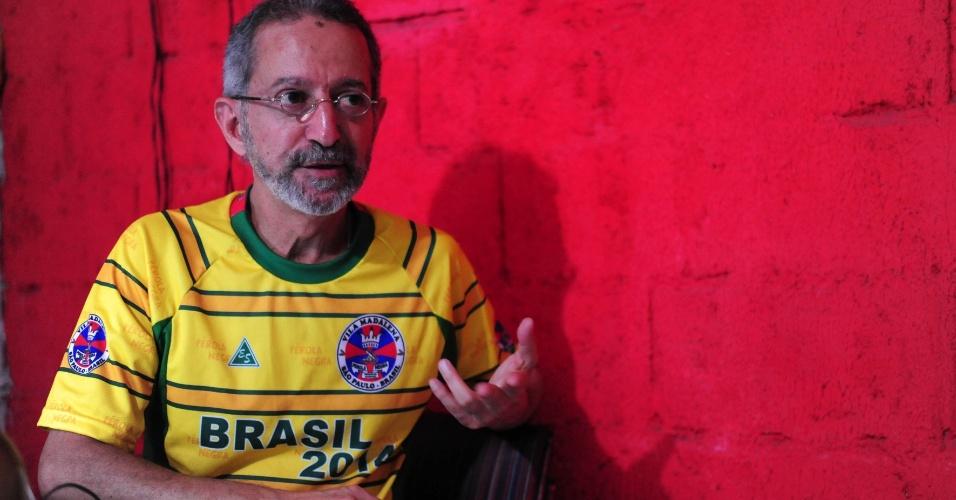 Fábio Borges é o responsável pela produção do desfile