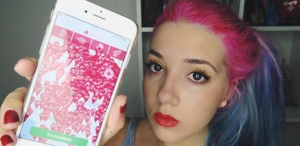 """Catharina Doria, 17, criou o aplicativo """"Sai Pra Lá"""" para mapear casos de assédio em SP - Arquivo pessoal"""