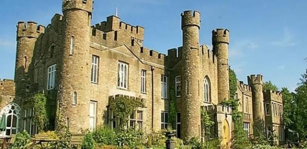 Castelo no Reino Unido é uma das acomodações do Airbnb  - Divulgação/Airbnb