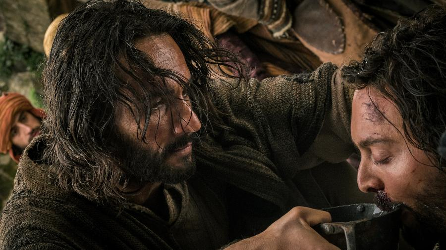"Rodrigo Santoro interpreta Jesus em ""Ben-Hur"" - Divulgação"
