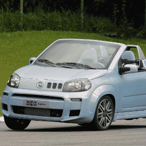 Fiat Uno Cabrio - Murilo Góes/UOL