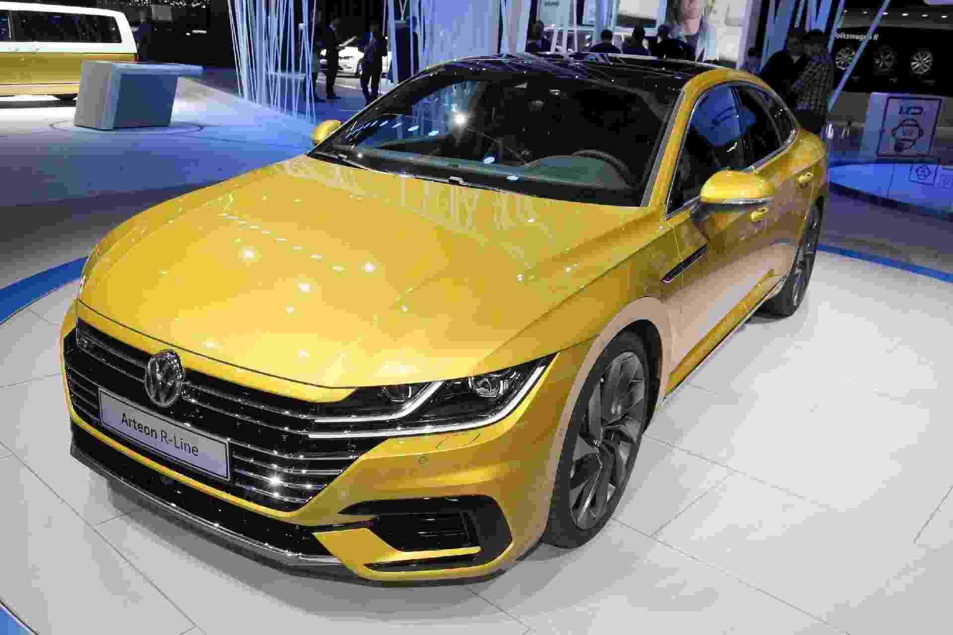 Volkswagen Arteon - Newspress