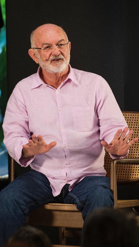 Silvio de Abreu é diretor de Teledramaturgia da Globo - João Cotta/Divulgação/TV Globo