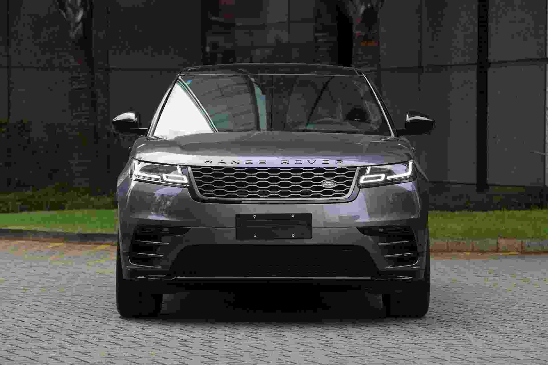 Range Rover Velar First Edition - Murilo Góes/UOL