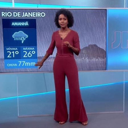 Maju Coutinho perde espaço na TV por causa dos caminhoneiros - Reprodução/Instagram