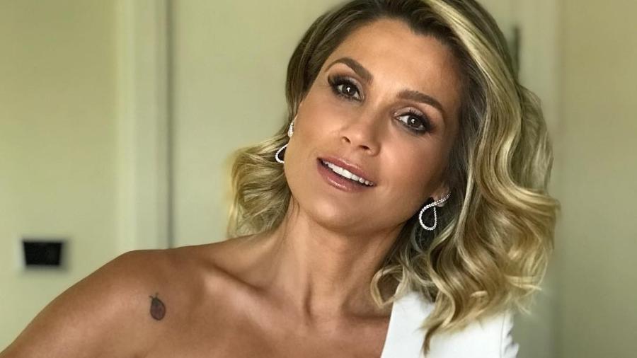 """Flávia Alessandra será uma das protagonistas de """"O Sétimo Guardião"""" - Instagram/@flaviaalereal"""
