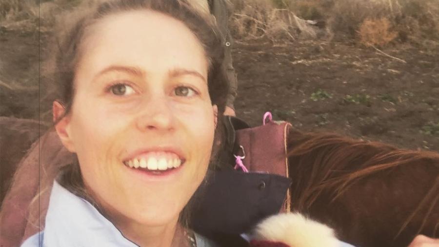 Virgina Trapp tem 27 anos e é mãe de duas crianças  - Reprodução/Instagram/bush_bambinos