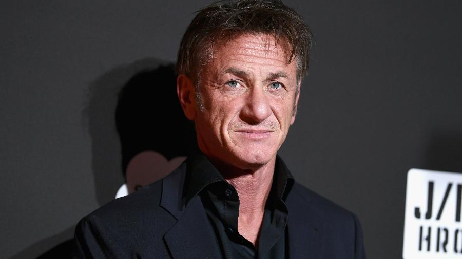 O ator Sean Penn - Emma McIntyre/Getty Images