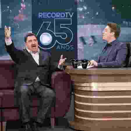 Ratinho - Marcus Godoy/Record TV/Divulgação - Marcus Godoy/Record TV/Divulgação