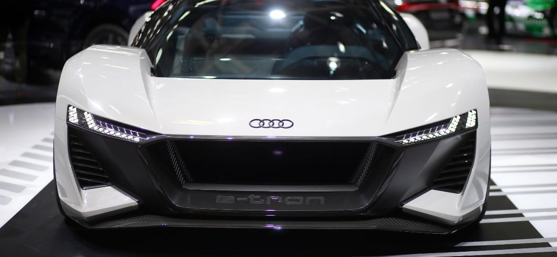 Carro traz várias tecnologias vindas do R18 e-tron, protótipo multicampeão de Le Mans - Newspress