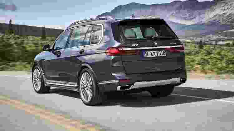BMW X7 4 - Divulgação - Divulgação