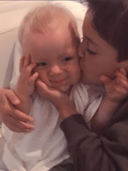 Manuela e Arthur, filhos de Eliana - Reprodução/Instagram