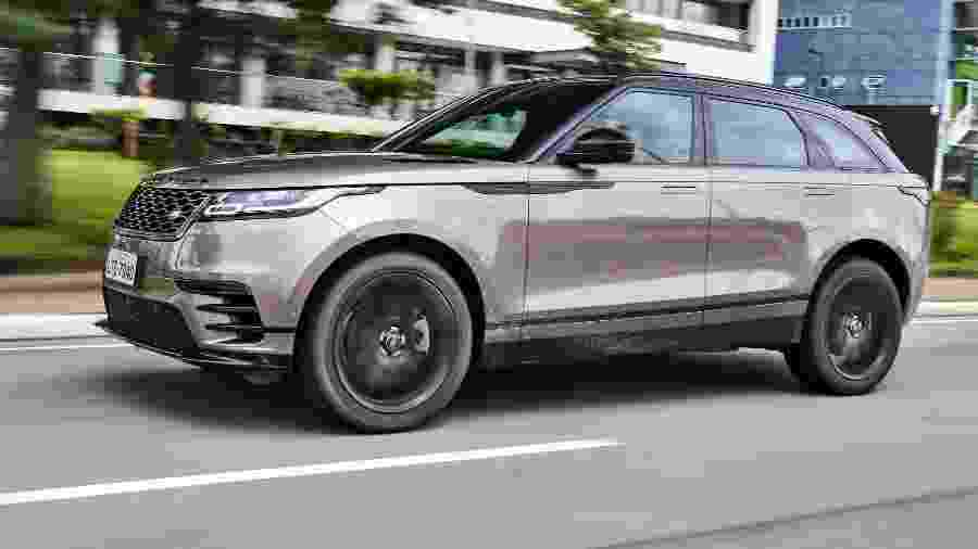 Range Rover Velar  - Mario Villaescusa