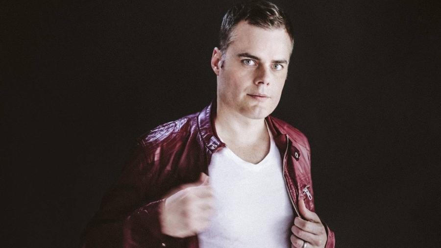 O cantor canadense Marc Martel - Divulgação
