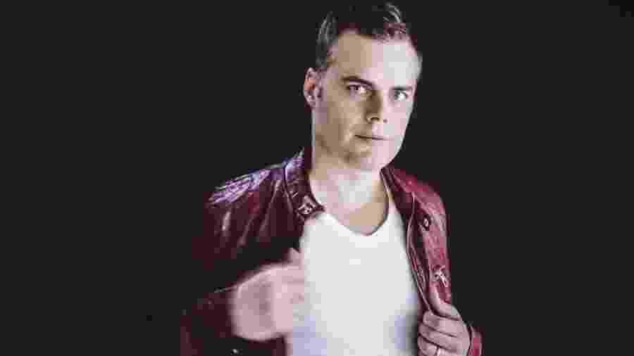 O vocalista Marc Martel - Divulgação