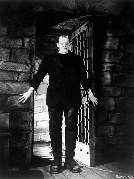 """Cena de """"Frankenstein"""" (1931) - Divulgação/IMDb"""