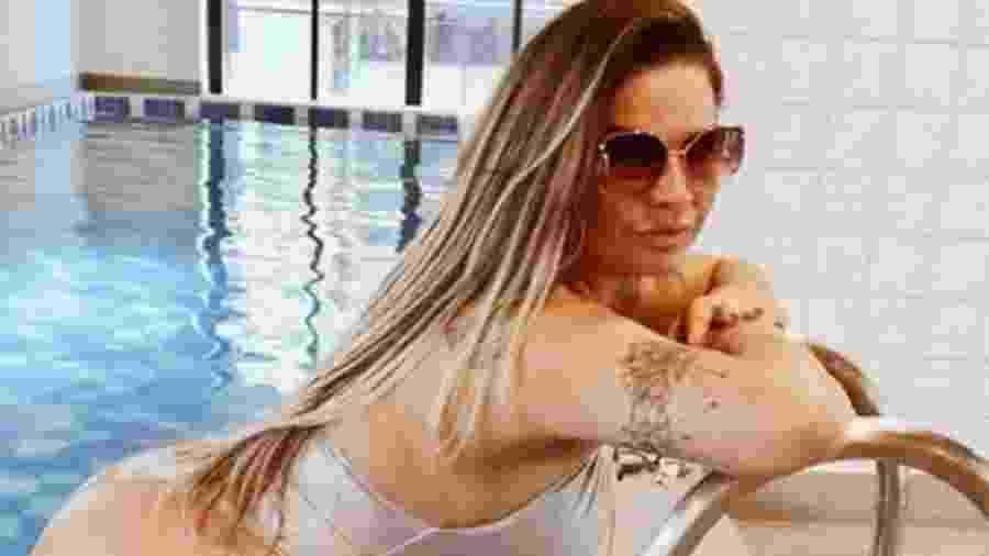 Solange Gomes - Reprodução/Instagram