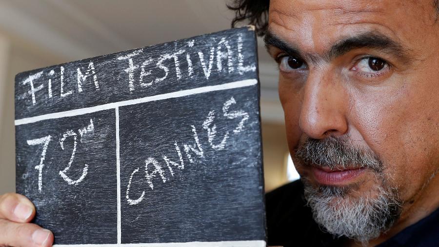 O cineasta mexicano Alejandro Iñárritu, presidente do júri do Festival de Cannes - Eric Gaillard/Reuters