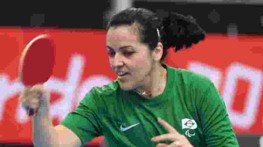 O câncer de mama não impediu o sonho de Jane disputar os Jogos Parapan-Americanos de 2011 e a Paraolimpíada de Londres 2012 - Arquivo pessoal