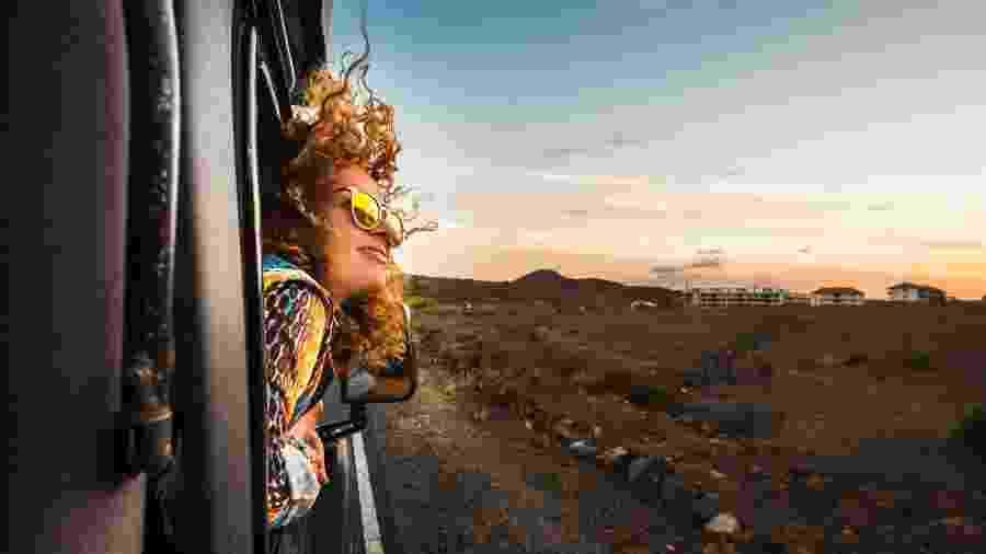 Segundo pesquisa, 62% das mulheres latino-americanas afirmam que já fizeram pelo menos uma viagem sozinhas - Getty Images/iStockphoto