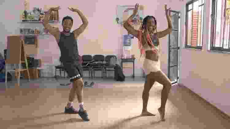 Donas do Baile - Negra Li com Sabrina Ginga - Ep. 7 - Foto 1 - Reprodução - Reprodução
