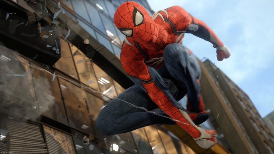 """Marvel""""s Spider-Man - Divulgação"""