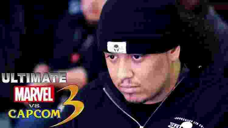 Yipes se tornou narrador e comentarista nos torneios de jogos de luta - Reprodução