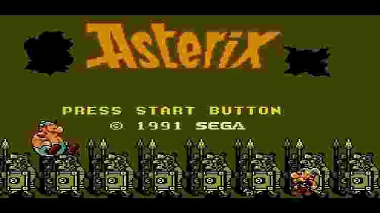 Asterix e Obelix 2 - Divulgação - Divulgação