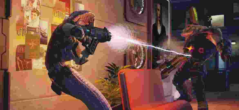 XCOM: Chimera Squad foi lançado de surpresa no início de 2020 - Divulgação/2K Games