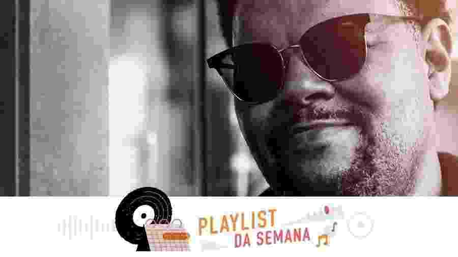 Babu Santana monta sua playlist a pedido do UOL - Reprodução/Instagram
