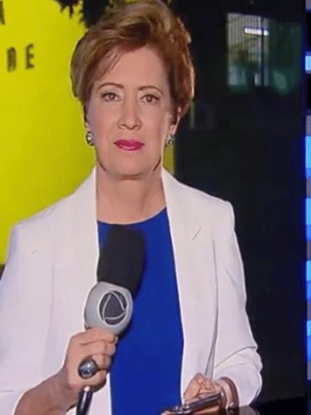 """Christina Lemos será uma das apresenrtadoras e repórteres do """"JR Enrtrevista"""" - Instagram"""