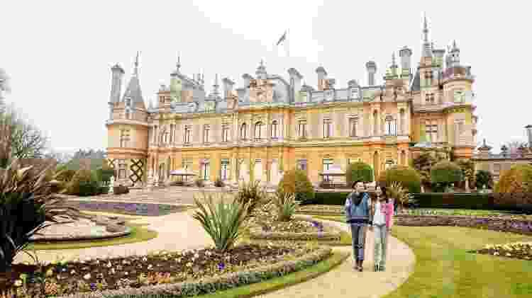 Waddesdon Manor & Gardens (Inglaterra) - Divulgação/VisitBritain - Divulgação/VisitBritain