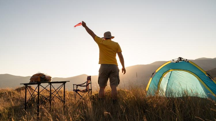 camping - Getty Images - Getty Images