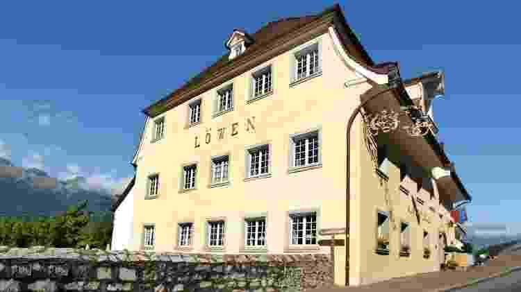 9 Hotel Gasthof Lowen_Divulgacao 2 - restaurantes mais antigos - Divulgação - Divulgação
