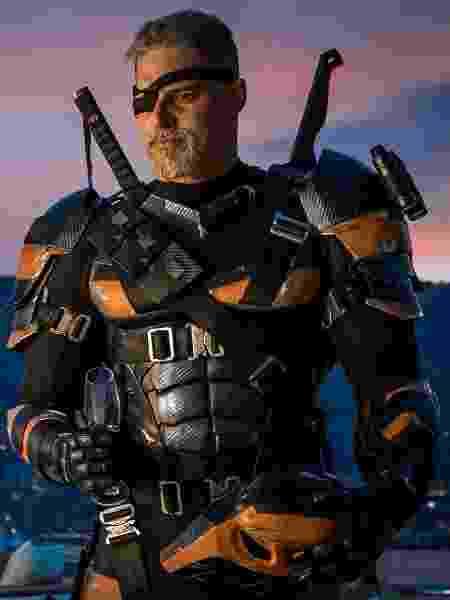 """Joe Manganiello como Exterminador em """"Liga da Justiça"""" - Reprodução"""