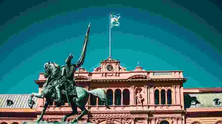 Por enquanto, os turistas só poderão ficar na cidade de Buenos Aires, sem se deslocar para outros pontos do país - Getty Images